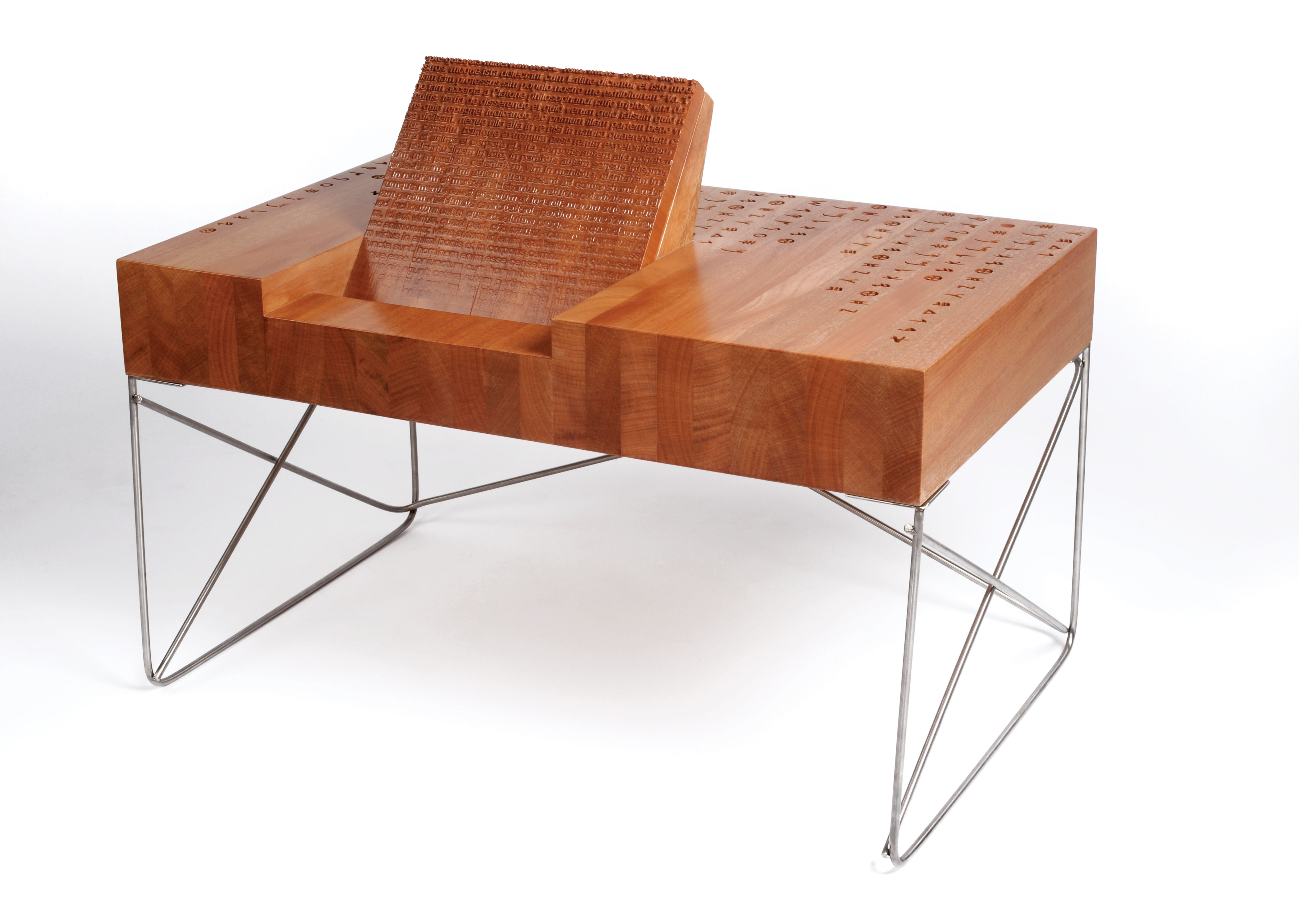 The shape of things to come contemporary design culture for Reading table design